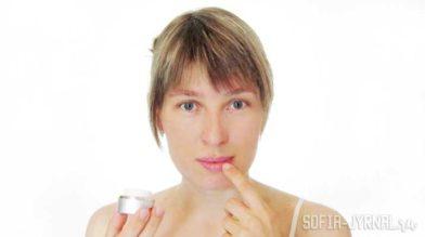 Как быстро вылечить герпес на губах