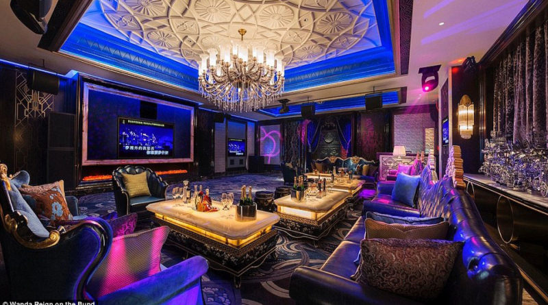 Роскошный 7-звездочный отель построен в Шанхае