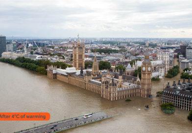 Ученые: через 50 лет Нью-Йорк и Лондон уйдут под воду